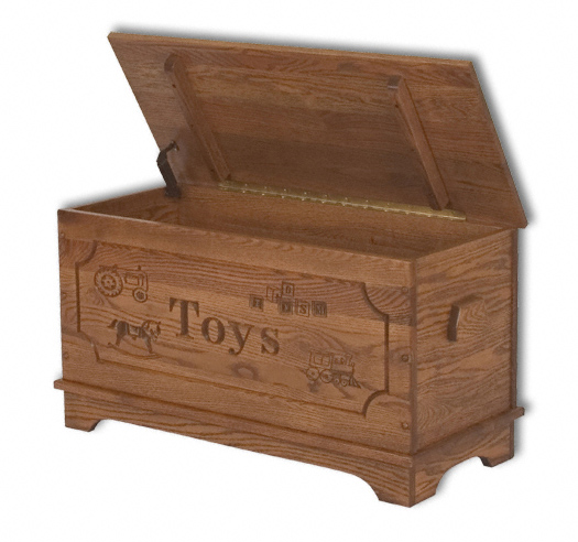 toy box with drawers plans